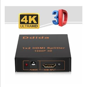Other - Hdmi Splitter Powered Full HD 1080